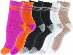 Calcetines para dormir de colores