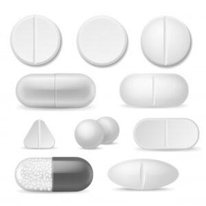 diferentes pastillas para dormir
